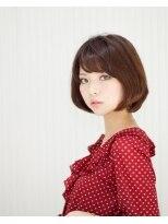 ニューモヘアーピエリ 八王子(Pneumo hair pierre)王道☆ ふんわりショートボブ☆(八王子)