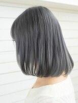 オーブ ヘアー エアリス 大分店(AUBE HAIR aeris)【AUBE HAIR】アッシュグレージュボブ