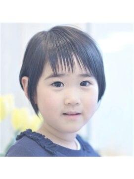ロイ ヘアルーム 草加店(Roy hairroom)☆ミニショートボブ☆