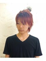 前髪シールエクステ(5枚レミー毛)+前髪カット3780円