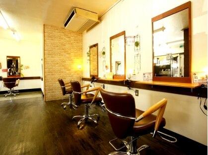 ベルエアー アルファー オゾン アンド フェイス サロン(BEL AIR α ozone&face salon)の写真