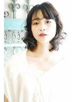 リーズ(Lise)【ゆるふわウェーブボブ】/【イルミナカラー】【エアウェーブ】
