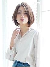 """ジジ(GIGI)前髪なしの""""ひし形ショートボブ"""" vol.3"""