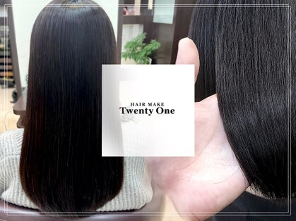 HAIR MAKE Twenty One エミオ狭山市店