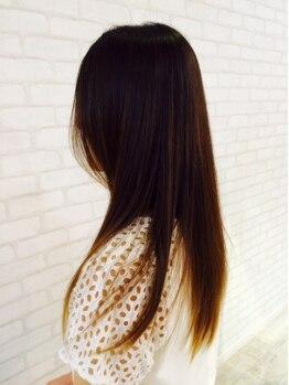 ヘアアトリエ ヴィフ(hair atelier Vif)の写真/ずっと気になってしまう、髪のお悩みをお聞かせ下さい♪自然な仕上がりで、いつまでも触れていたくなる髪へ