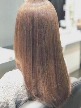 セレンディピティ(SERENDIPITY hair design)の写真/毛髪・頭皮の悩みを改善する話題の【ディープレイヤー】5StepTr取扱い♪乾燥が気になる髪にもお勧め☆