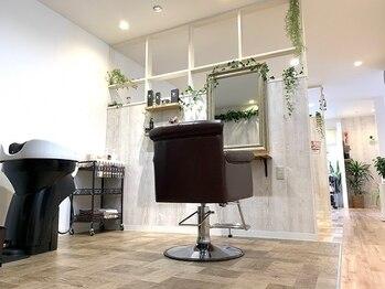 ルヴェール(Le Vert)の写真/【岐阜/岐阜市】オーダーメイドトリートメントでみるみる髪質改善!半個室の特別な空間で癒されてください♪