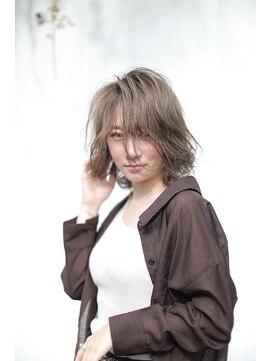 アトリエアルシュ(atelier ARCHE)☆キュートなエアリーカールスタイル☆