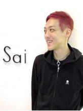 サイヘアー(Sai hair)ピンクパープル