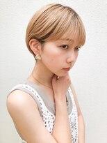 ミィー(mee.)【mee.】イシガミ 前髪カタログ大人かわいいヘア