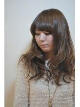 ヘアーデザイン リィル(Hair design Rire)重ためリラックスカール
