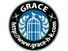 グレイスヘアーデザイン(GRACE hair design)の雰囲気(お店のロゴです!!)