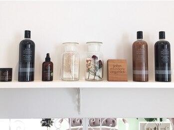 ルクール(Le Coeur)の写真/【香椎照葉】あのジョンマスターオーガニック使用★100%植物由来成分で、髪や頭皮を芯から健やかに!