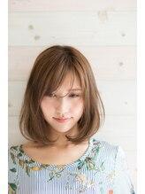 ソハナヘアー(SOHANA hair)内巻きゆるふわボブ☆