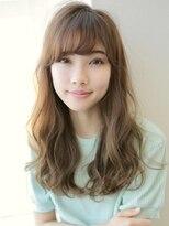 アグ ヘアー ジャパン 札幌9号店(Agu hair japan)ほぐしウェーブのリラックスミディロング
