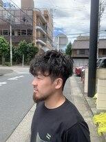 セブン ヘア ワークス(Seven Hair Works)[パーマベーシック]ゆるめパーマ