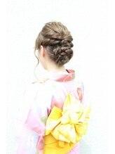 マイスタイル 稲毛海岸店(My jStyle by Yamano)☆2016浴衣着付け&ヘアセット☆