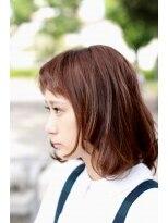 ティースタイル(hair salon t-style)ニュアンスカール
