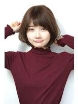 ヘアーメイク リアン 新田辺店(Hair Make REAN)◆REAN 京田辺/新田辺◆シャープな簡単スタイリングショート