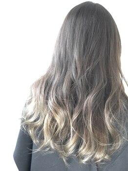 ル ジャルダン ヘアー プロデュース(Le.jardin hair produce)の写真/【あなたの『なりたい色味』に近づける♪】今、美容業界で話題のカラー剤[THROW][Addicthy]取扱サロン★
