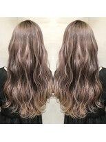 ヘアアンドビューティー クローバー(Hair&Beauty Clover)ash beige