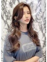 シマ ギンザ(SHIMA GINZA)韓国式レイヤーカットスタイル