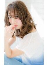 ローマヘアサロン(ROMA HAIR SALON)『ROMA』戸田恵梨香さん風♪大人綺麗なゆるふわカール☆
