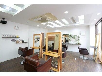 アルバ ヘア リゾート 東中野店(ALBA hair resort)の写真