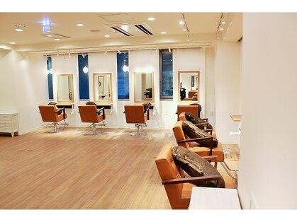 ヘアーアンドネイル ガレンド 横浜店(Hair&Nail Guarendo)の写真