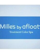 ミルズ トリートメントカラー(Mille's Treatment Color)Mille's by afloat