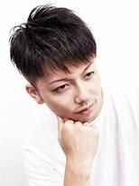 ヘアーサロン エール 原宿(hair salon ailes)(ailes 原宿)style45セクシーツーブロック