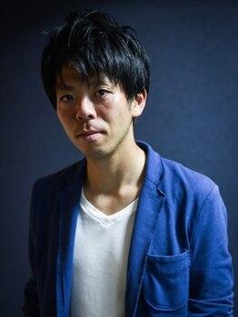エニシ(ENISHI)の写真/大人のカジュアルスタイルならメンズカットを知り尽くしたENISHIへ!プライベート空間で気兼ねなく過ごせる