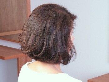 ヘア カラリネ(Hair Colorine)の写真/本格カラー専門店☆白髪染めでも明るいファションカラーを楽しめる♪お手頃価格でずっとキレイなカラーに◎