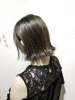 ローグ ヘアー 金町店(Rogue HAIR)ローグヘアー【高 和宏】大人かわいいブル―ジュ外ハネボブ