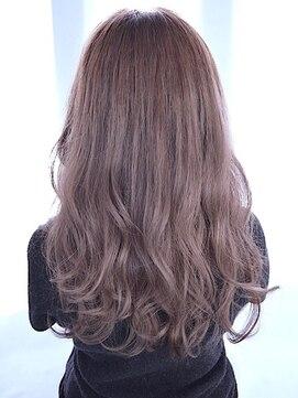 セシルヘアー 岡山駅前店(Cecil hair)ハイグレージュアッシュ
