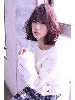 外ハネ☆ルーズボブ【Alma hair】
