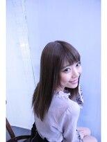ヘアサロンエムピーズ イケブクロ(HAIR SALON M P's 池袋)美髪☆ツヤストレート