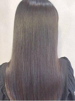 ミント(MINT)の写真/傷んだ髪を修復するのではなく、「傷まないように施術する」新発想!綺麗な素髪でオシャレを楽しんで♪