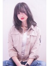 ルネ(Renee)≪Renee≫ハイライトで抜け感◎大人のラフブルージュ☆