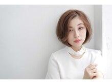 カシータ フロル 尾張旭本店(Casita flor)の雰囲気(最新の薬剤とオーガニックのような優しさで理想の髪に仕上げます)
