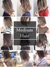スワッグ(SWAG)Medium Hair