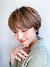 アーツ 町田店(Hair&Make arts)【arts町田 】ショートカット/ボブ/ハイライト/グレージュ