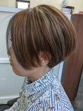 ヘアーパレス フタバ(Hair palace FUTABA)クールボブ