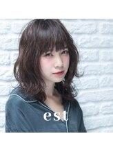 【est hair Luna】のオススメメニュー