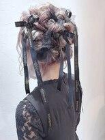アリス ヘア デザイン(Alice Hair Design)Alice☆ふわふわ×リボンアレンジ
