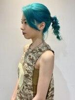 シキナ(sikina)blue green