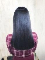 アンフィフォープルコ(AnFye for prco)【AnFye for prco】まとまるつやっつやの艶髪ストレートヘア