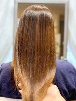 ブレスヘアーデザイン(BLESS HAIR DESIGN)美の革命!美革ストレート(縮毛矯正)