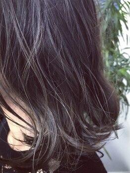 ヘアーアンドメイク カナン(HAIR&MAKE CANAAN)の写真/毎月染める、今後もずっと染める白髪染めこそ納得できるものを!ワンランク上のカラーをCANAANで叶える☆