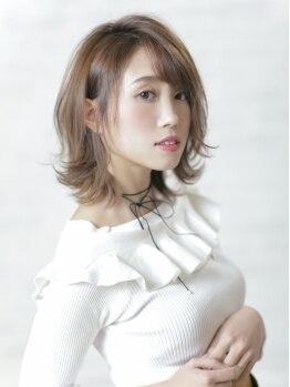 ゼル 仙川(ZELE)の写真/カラー剤にもアミノ酸がたっぷり配合されている【サプリカラー】で染めるたびに綺麗なツヤツヤ美髪に♪